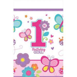 Első születésnap Asztalterítő 137*259 cm