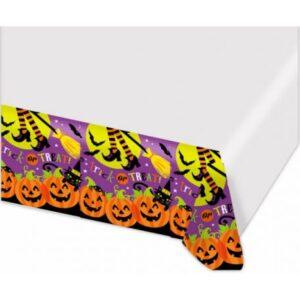 Halloween asztalterítő 137*260 cm