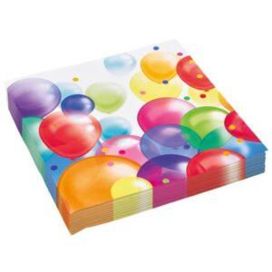 Balloons, Lufis szalvéta 20 db-os