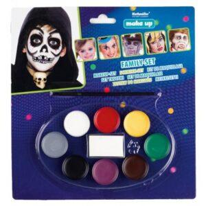 Make Up, Családi smink készlet 10 db-os szett