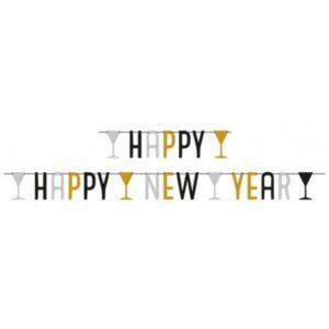 Happy New Year felirat