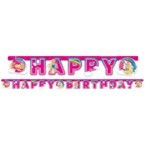 Barbie Happy Birthday felirat 200 cm