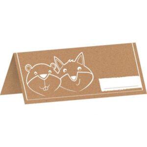 Ültetőkártya Fox, Róka 8 db-os