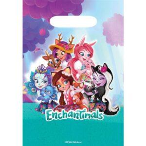 Enchantimals Ajándéktasak 8 db-os
