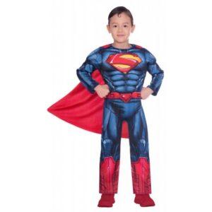 Superman jelmez 4-6 év