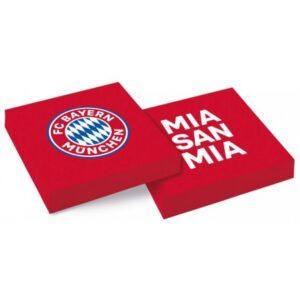 FC Bayern München szalvéta 20 db-os 33*33