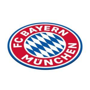 FC Bayern München Poháralátét 12 db-os