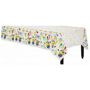 Minyonok asztalterítő 120*180 cm