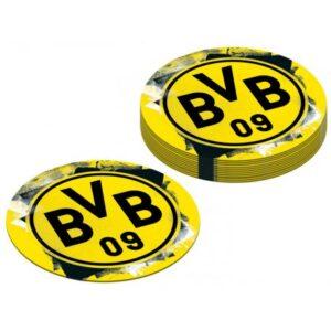 Borussia Dortmund poháralátét 12 db-os