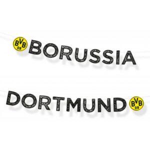 Borussia Dortmund papír felirat 180 cm