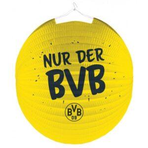 Borussia Dortmund lampion 25 cm