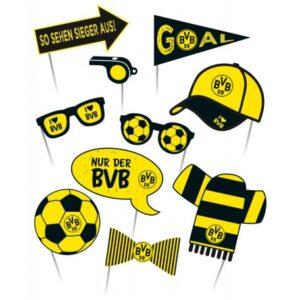 Borussia Dortmund fotókellék 10 db-os szett