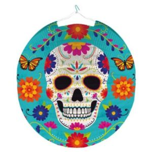 Day Of The Dead lampion 25 cm