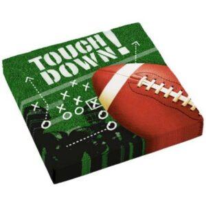 Touchdown szalvéta 16 db-os 33*33 cm