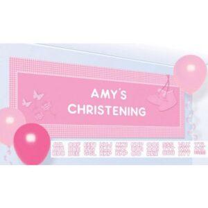 Christening, Keresztelő Fali dekoráció
