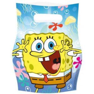 SpongeBob, SpongyaBob ajándéktasak 6 db-os