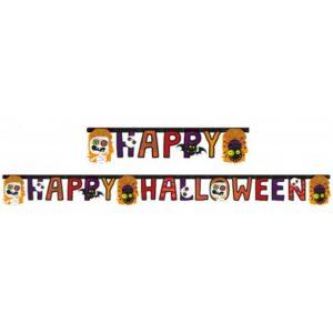 Happy Halloween felirat 180 cm