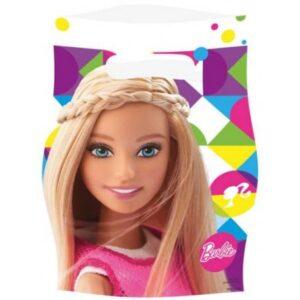 Barbie Ajándéktasak 8 db-os