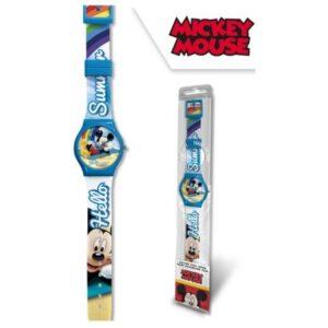 Disney Mickey analóg karóra dobozban