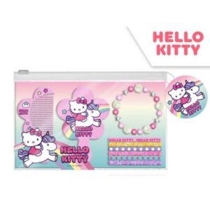 Hello Kitty haj kiegészítő + neszeszer