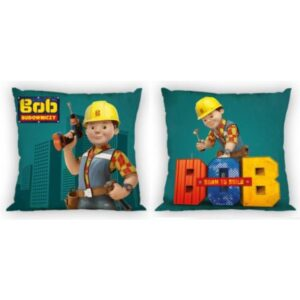 Bob, a mester párnahuzat 40*40 cm