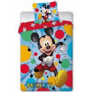 Disney Mickey ágyneműhuzat 140×200cm, 70×90 cm