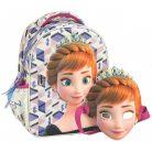 Disney Jégvarázs 3D hátizsák, táska 30 cm