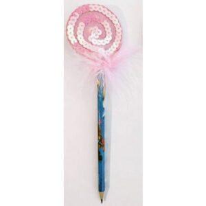 Hupikék törpikék HB grafit ceruza dísszel