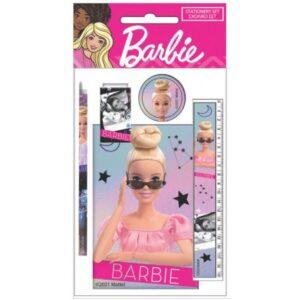 Barbie írószer szett 5 db-os