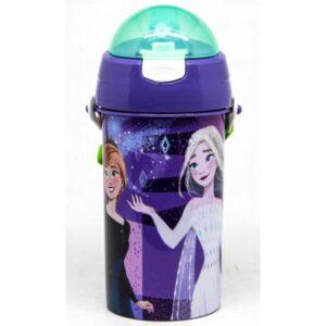 Disney Jégvarázs Kulacs, sportpalack 500 ml
