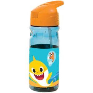Baby Shark műanyag kulacs 550 ml