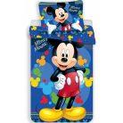 Disney Mickey ágyneműhuzat 140×200cm, 70×90 cm microfibre