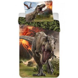 Jurassic World ágyneműhuzat 140×200 cm, 70×90 cm