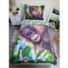 Orangután ágyneműhuzat 140×200cm, 70×90 cm