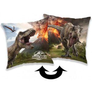 Jurassic World párnahuzat 40*40 cm