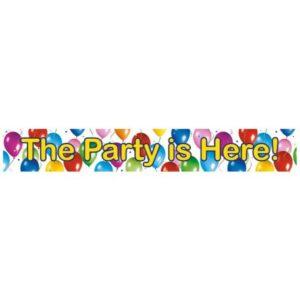 Balloons Fiesta, The Party is here felirat