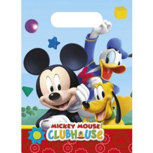 Disney Playful Mickey Ajándéktasak 6 db-os
