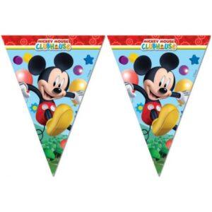 Disney Mickey Playful zászlófüzér 2,3 m