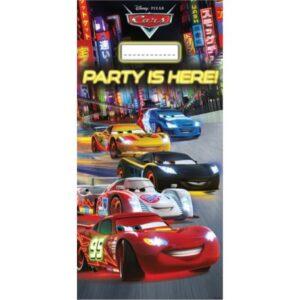 Disney Cars Formula, Verdák Ajtóposzter 76*152 cm