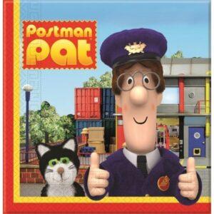 Postman Pat, Postás Pat szalvéta 20 db-os