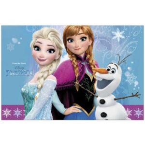 Disney Frozen Northern Lights, Jégvarázs Asztalterítő 120*180 cm