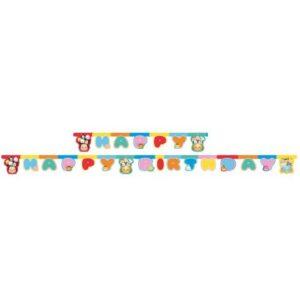 Disney Tsum Tsum Happy Birthday felirat 210 cm