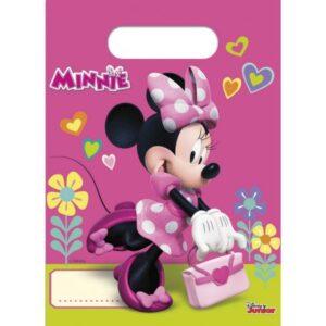 Disney Minnie Happy Helpers Ajándéktasak 6 db-os