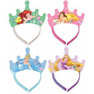 Disney Princess Heartstrong, Hercegnők Tiara 4 db-os