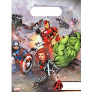 Mighty Avengers, Bosszúállók Ajándéktasak 6 db-os