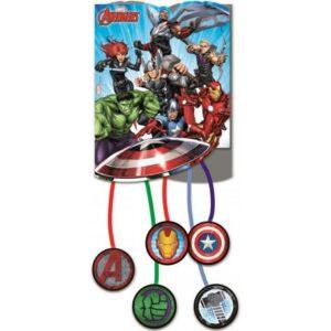 Mighty Avengers, Bosszúállók Pinata