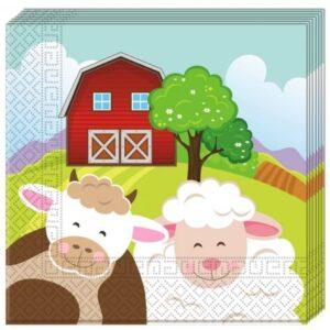 Farm szalvéta 20 db-os
