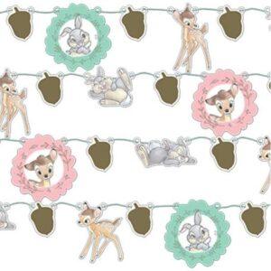 Disney Bambi Cutie füzér, dekoráció