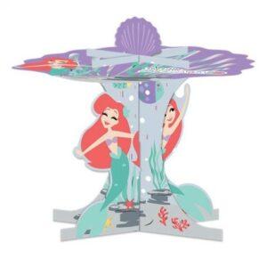 Ariel Under The Sea, Cupcake, Muffin állvány