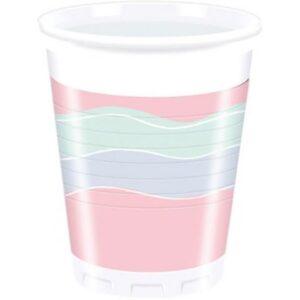 Elegant Party Műanyag pohár 8 db-os 200 ml